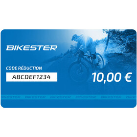 Bikester chéque cadeau - 10 €